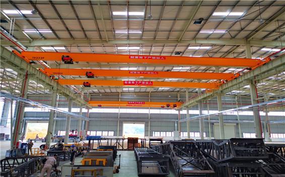 3t欧式电动单梁起重机性能及技术参数