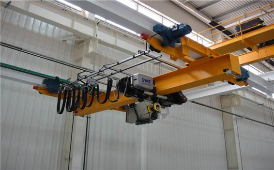 LX型单梁悬挂起重机