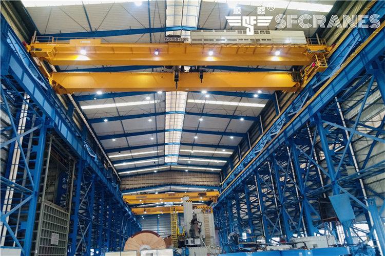 安德里茨(中国)有限公司(QDO型欧式起重机)