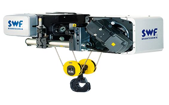 科尼SWF NOVA L 欧式单梁钢丝绳电动起升机构