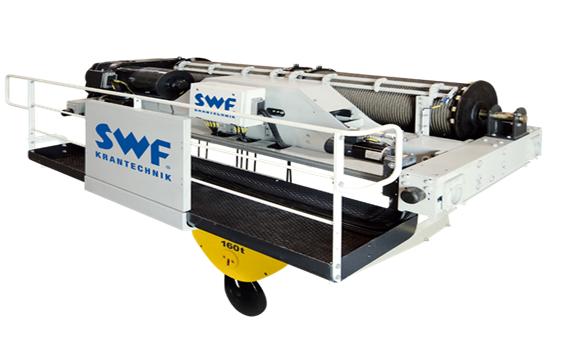 科尼SWF CRABster欧式卷扬主起升