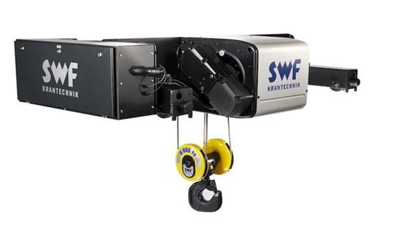 科尼SWF NOVA M H W欧式双梁钢丝绳电动起升机构