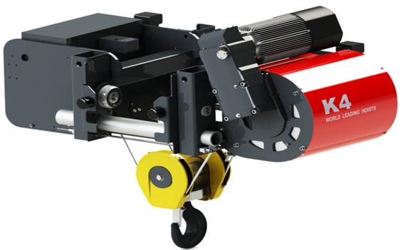欧式电动葫芦(Single girder hoist)