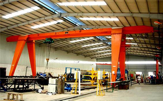 3t单梁门式起重机主要性能及技术参数